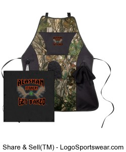 Grill Master Apron Kit  Design Zoom